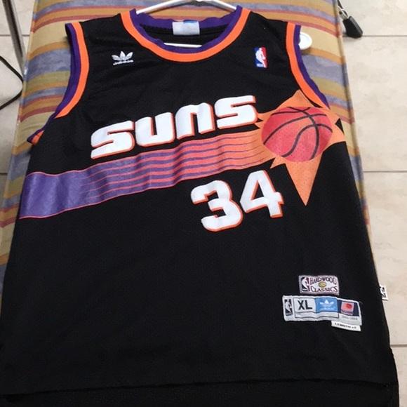 adidas Other - Vintage phoenix suns Barkley NBA basketball jersey 76704a3b3